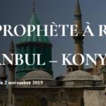 VOYAGE ISTANBUL – KONYA: DU PROPHÈTE À RUMI