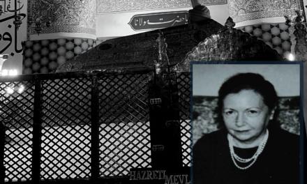 Eva de Vitray-Meyerovitch, l'interprète française de Rûmî